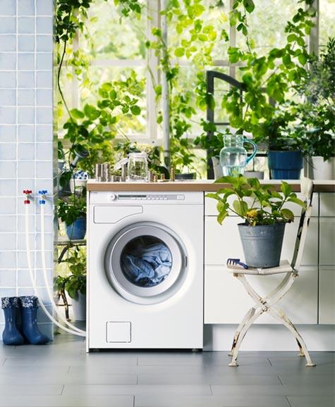 lavatrice economica in casa